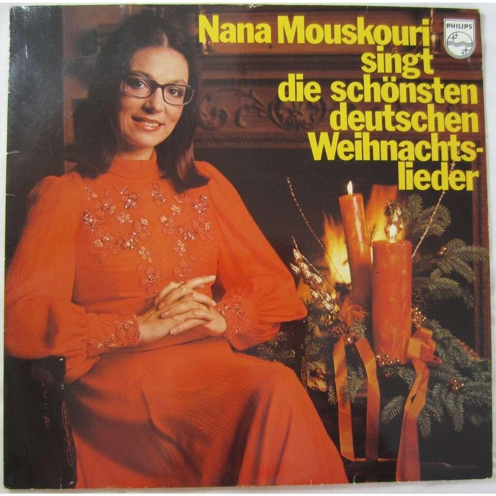 Die Schönsten Deutsche Weihnachtslieder.Nana Mouskouri Singt Die Schonsten Deutschen Weihnachtslieder