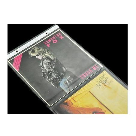Pr sentoir pour 5 pochettes 33t de porte disque for Decoration porte disque 33t