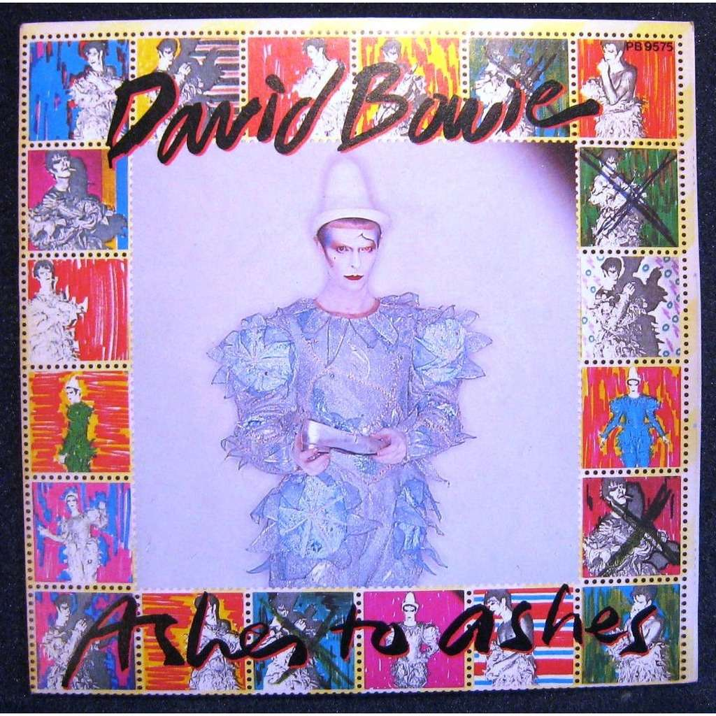 david bowie ashes to ashes - move on