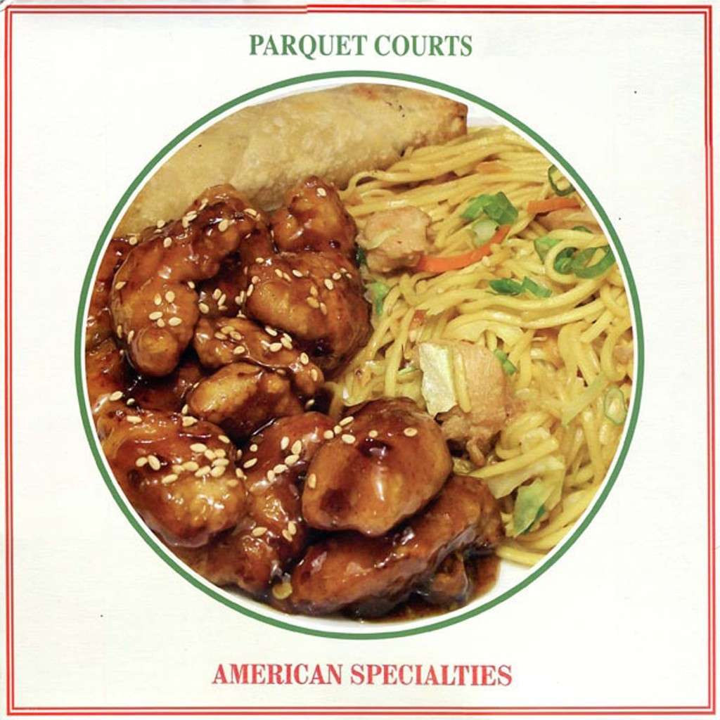 PARQUET COURTS american specialties