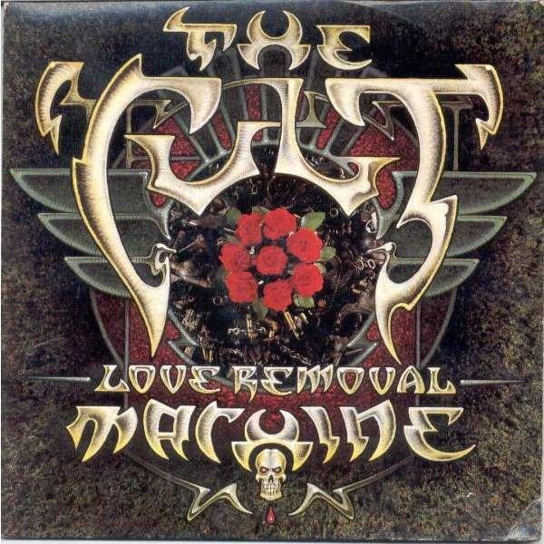 the cult Love Removal Machine (UK 1987 Ltd 2 x 7single double pack unique gatefold ps)