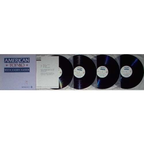 Boy George / Culture Club AMERICAN TOP 40 PROGRAM NO.842-11 (USA 1984 PROMO'ABC'4LP RADIO SHOW+CUES)
