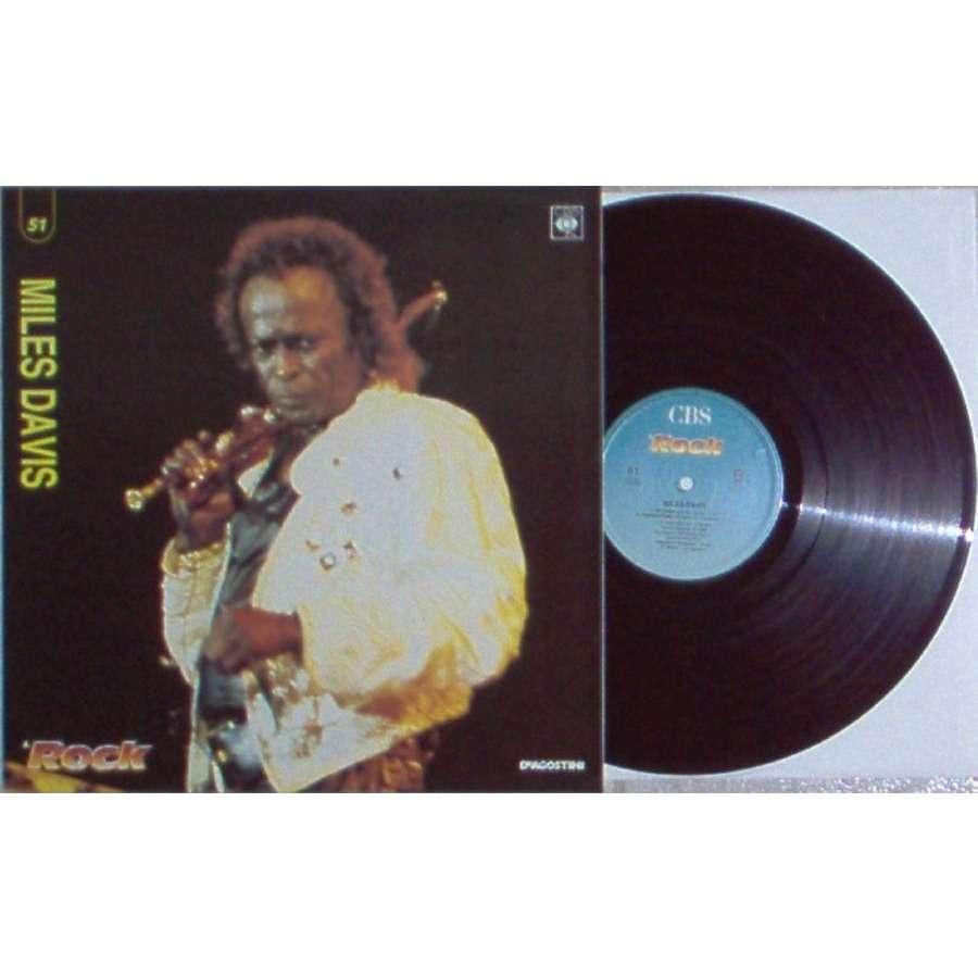 miles davis Il Rock (Italian 1989 promo 5-trk LP absolutely unique ps)
