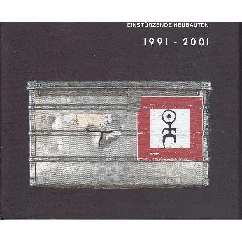 Einstürzende Neubauten 1991-2001 - Strategies against Architecture III