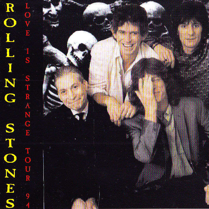 ROLLING STONES - LOVE IS STRANGE TOUR 94 (BIRMINGHAM, ALABAMA, AUGUST, 06, 1994)