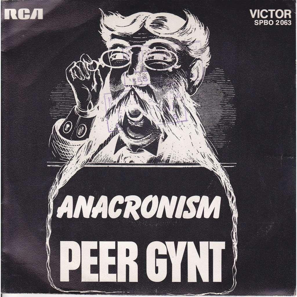 Anacronism