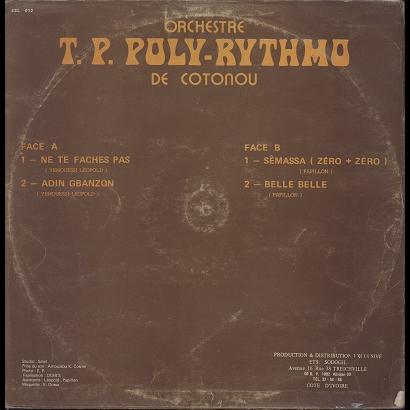 Poly-Rythmo Vol 1 Special 80