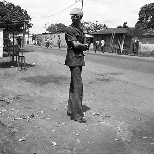 ôkorin tiduro de alê photo 30X30 from kêtu, Bénin 1965/1985