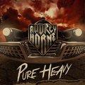 AUDREY HORNE - Pure Heavy (lp+7') Ltd Edit Gatefold Poch -GER - 33T + 45T