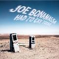 JOE BONAMASSA - Had To Cry Today (lp) - 33T