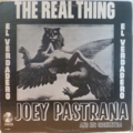 PASTRANA , JOEY & HIS ORCHESTRA - El verdadero / The real thing - LP