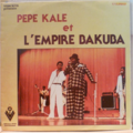 PEPE KALLE & L' EMPIRE BAKUBA - S/T - Kunda Ebembe - LP