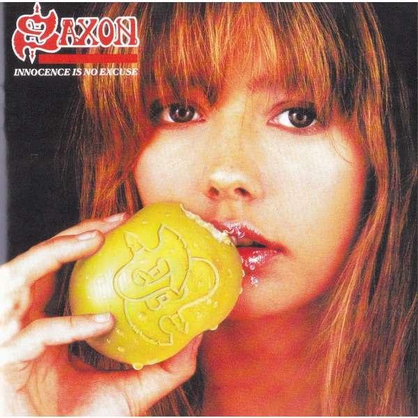 SAXON - Innocence Is No Excuse Vinyl