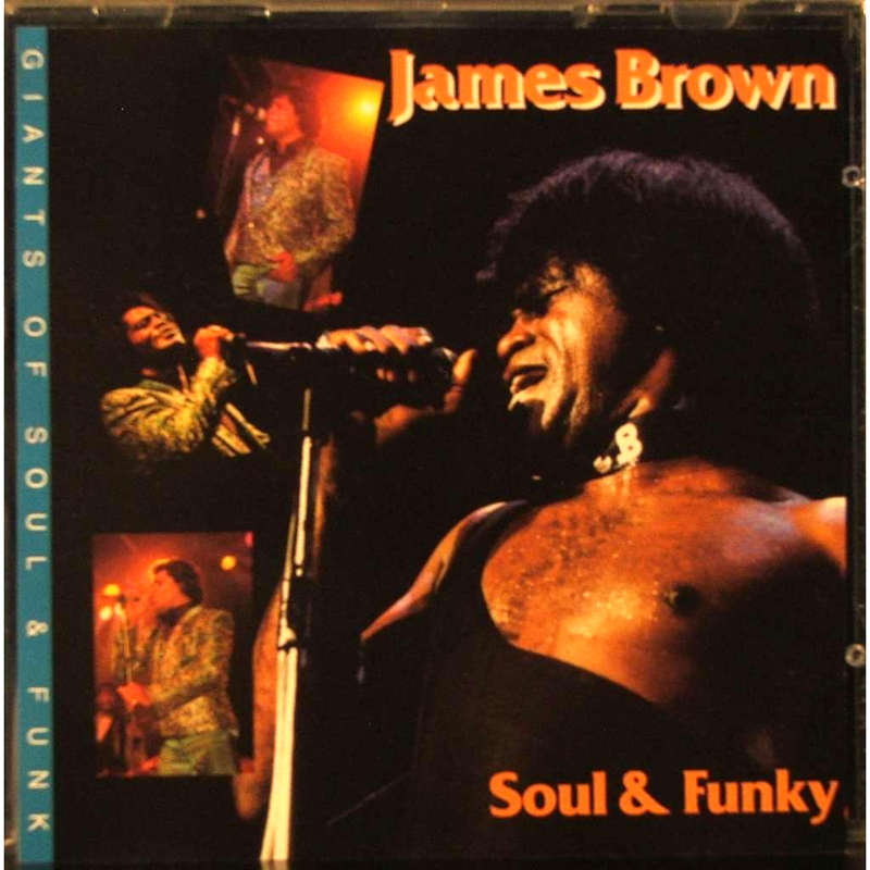 Montreux Jazz Festival 2015 >> Soul & funky by James Brown, CD with soulvintage59 - Ref:115887064