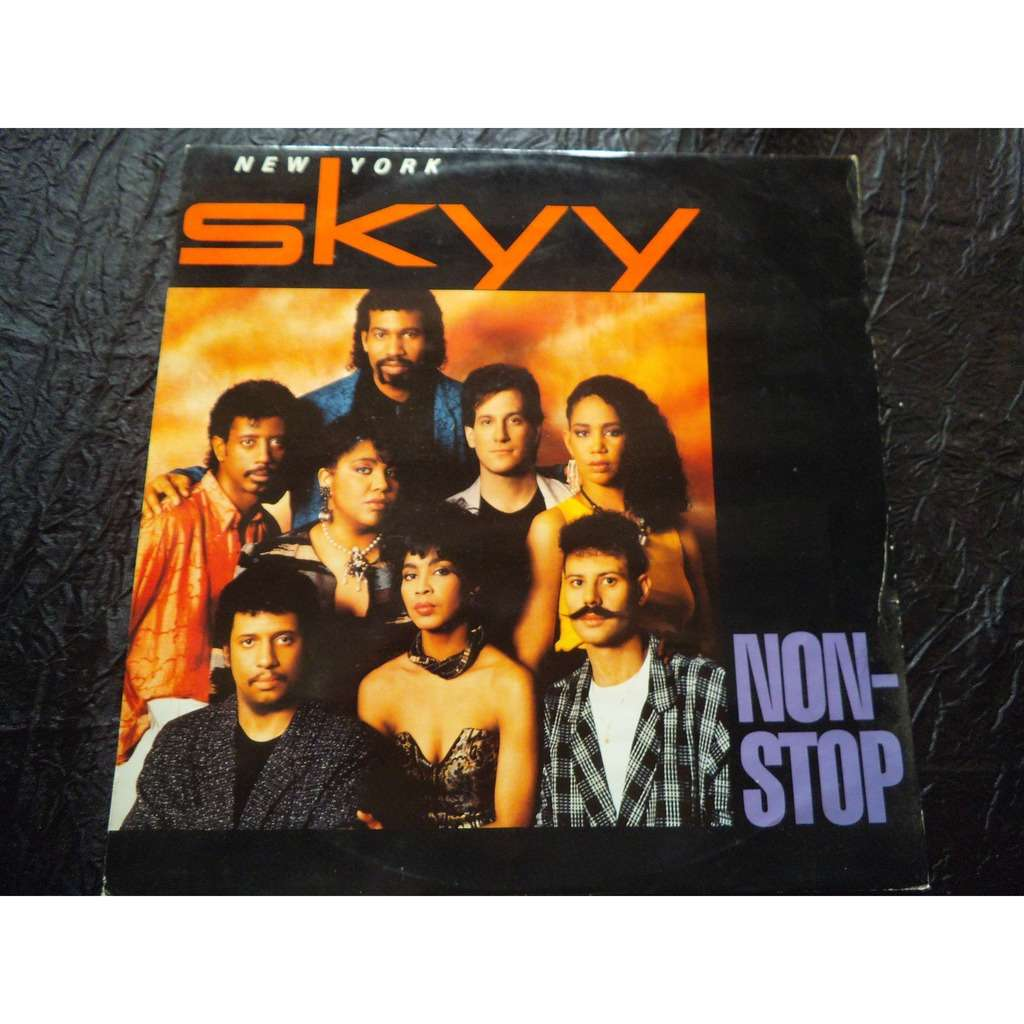 New York Skyy NON STOP