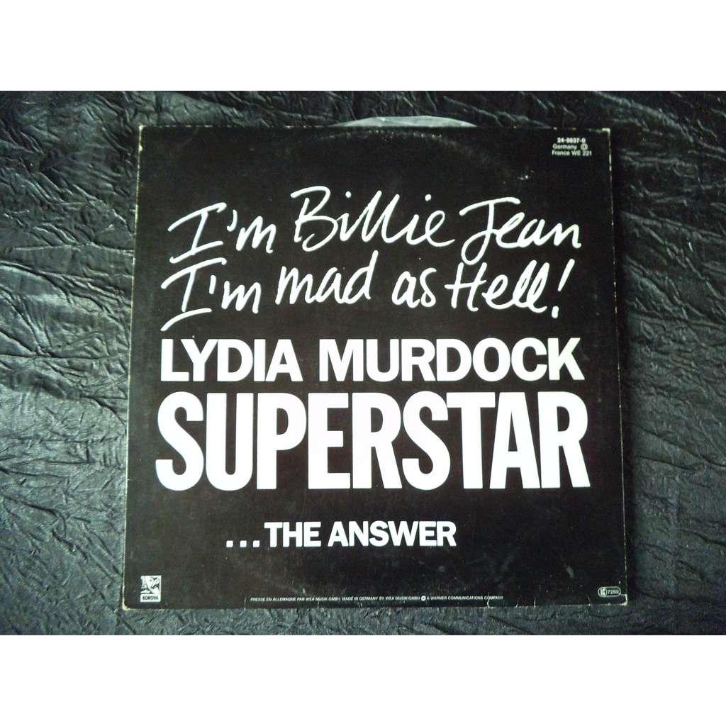 lydia murdock superstar