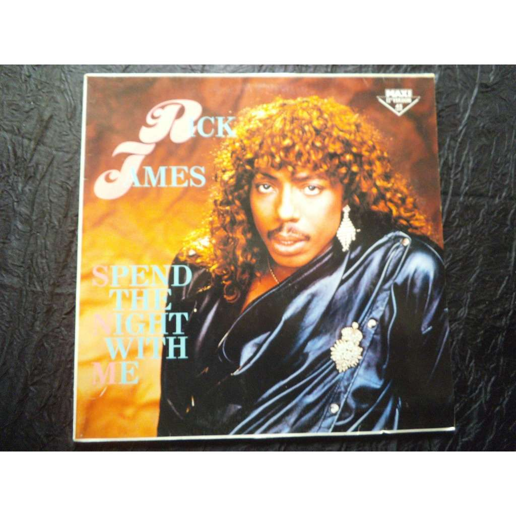 rick james spend the night with me