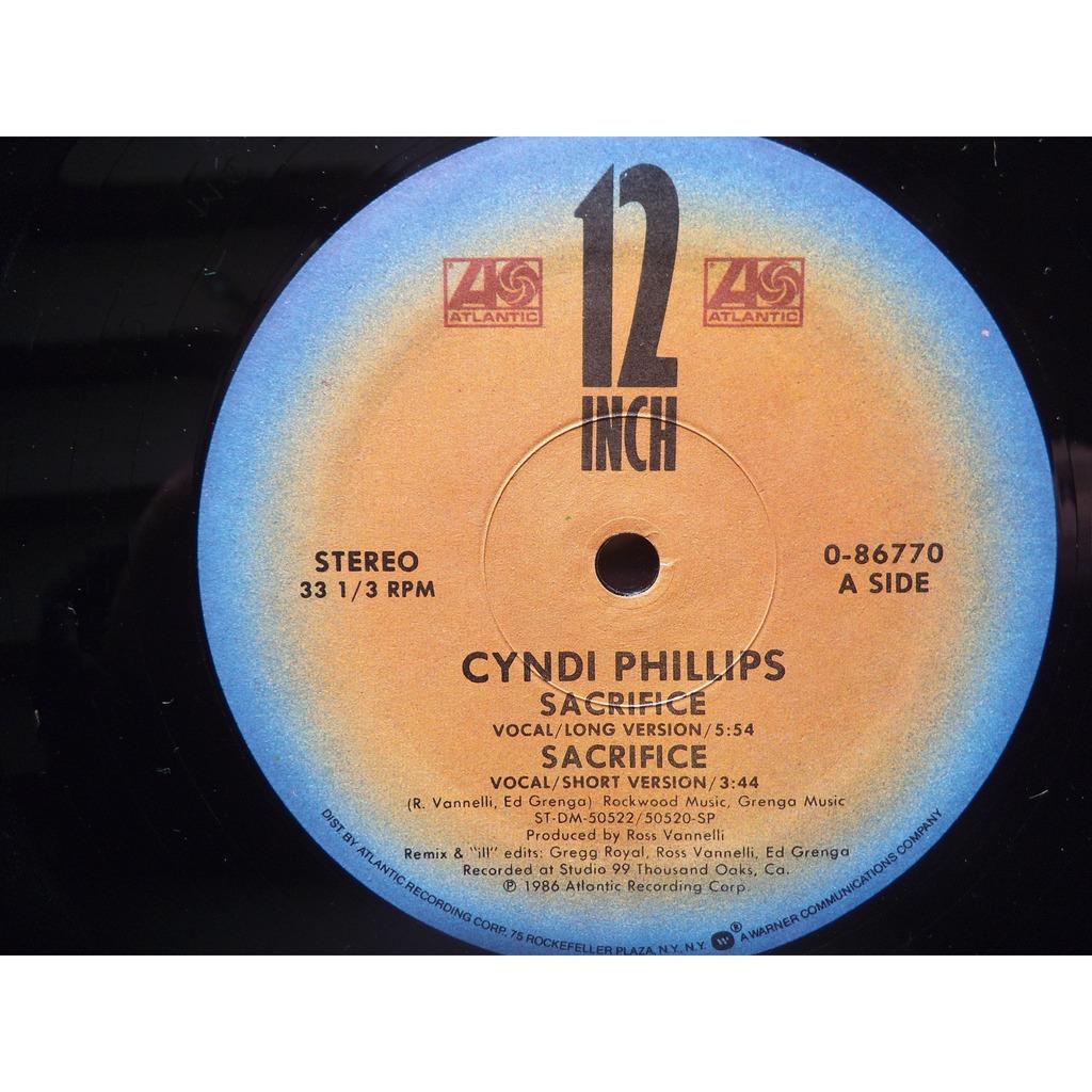 Phillips, Cyndi Sacrifice