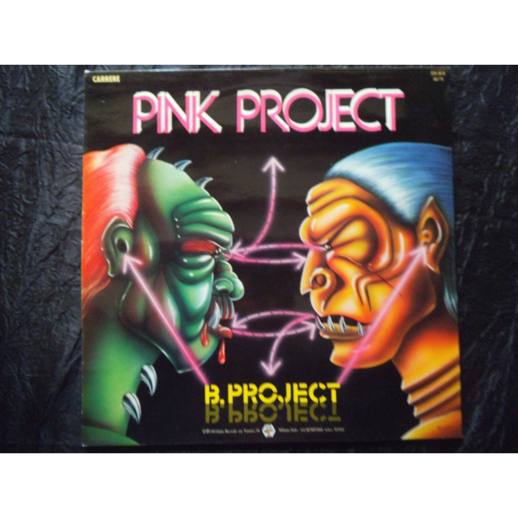 PINK PROJECT b project