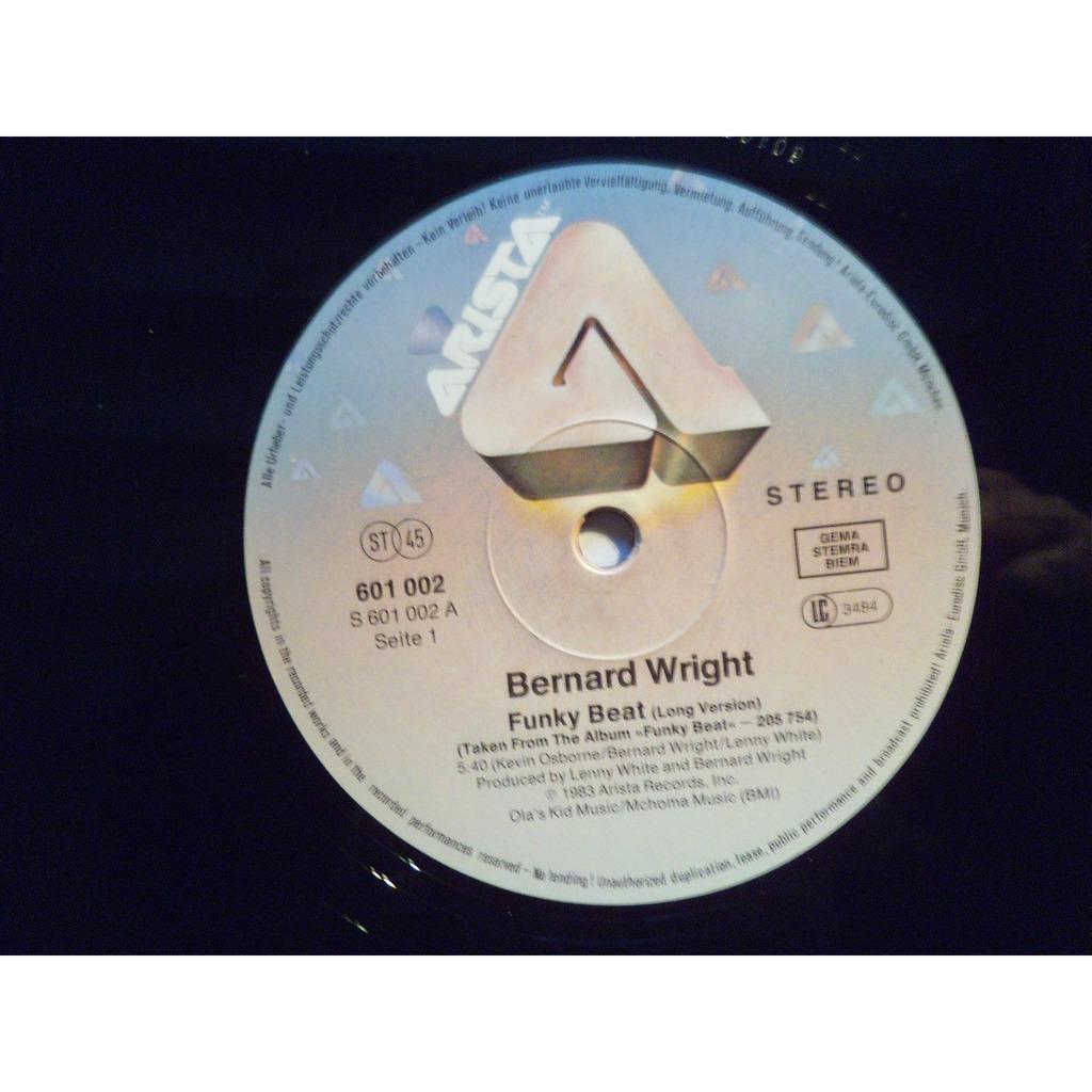 wright, bernard Funky beat ( LONG VERSION)