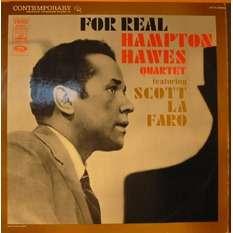 Hampton Hawes Quartet For Real