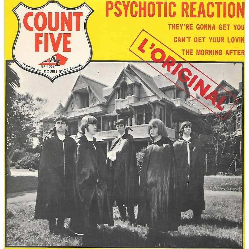 count five Psychotic reaction