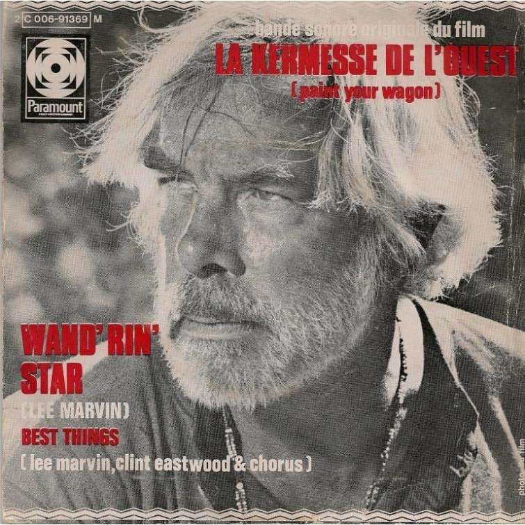 Lee Marvin - Wand'rin Star / Best Things