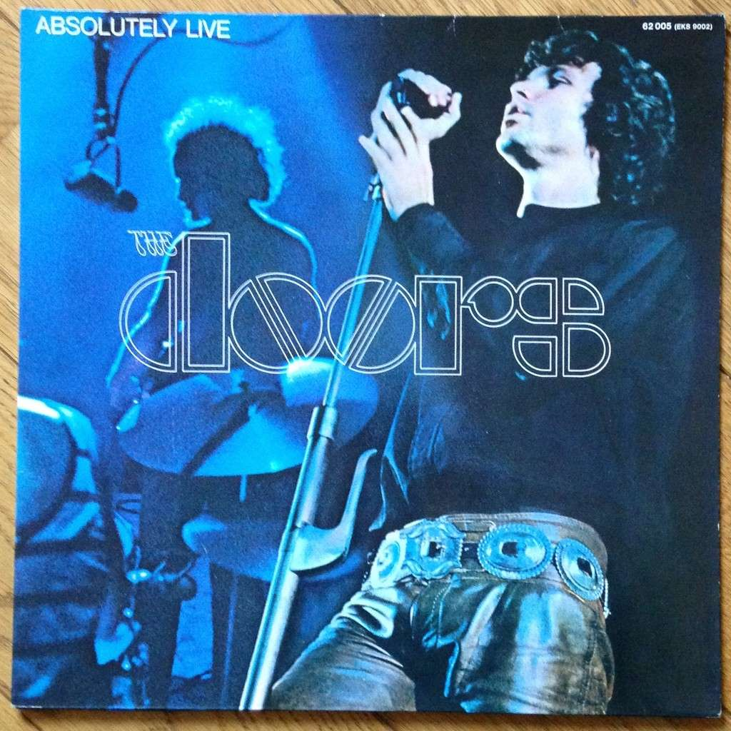 The Doors Absolutely Live  sc 1 st  CD and LP & Absolutely live by The Doors LP x 2 with labelledoccasion - Ref ...