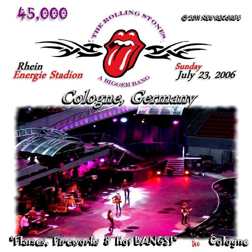 Live Cologne Germany 07 July 23 2cd By The Rolling Stones