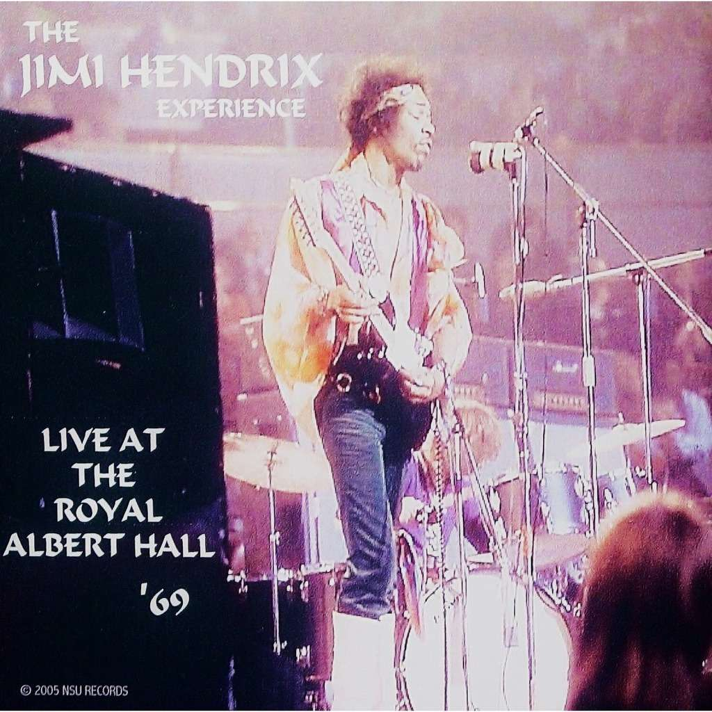 live at the royal albert hall 1969 2cd by jimi hendrix experience cd x 2 with zorro800 ref. Black Bedroom Furniture Sets. Home Design Ideas