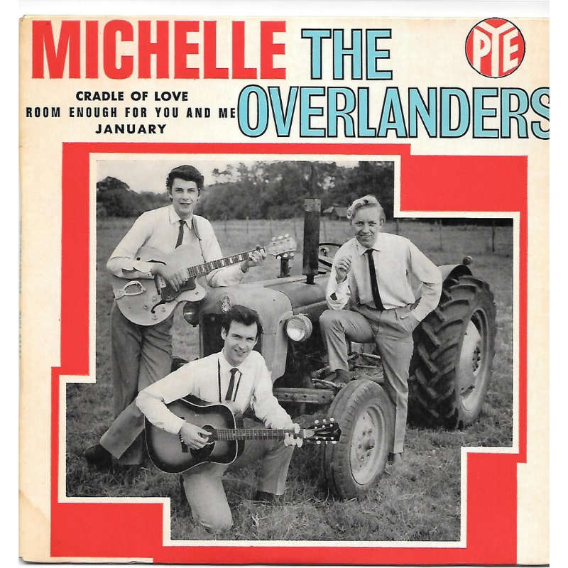 Michelle By The Overlanders Ep With Skyrock91