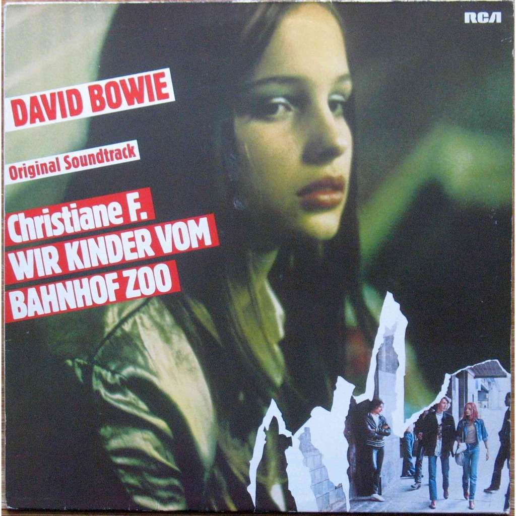 Christiane F Wir Kinder Vom Bahnhof Zoo By David Bowie