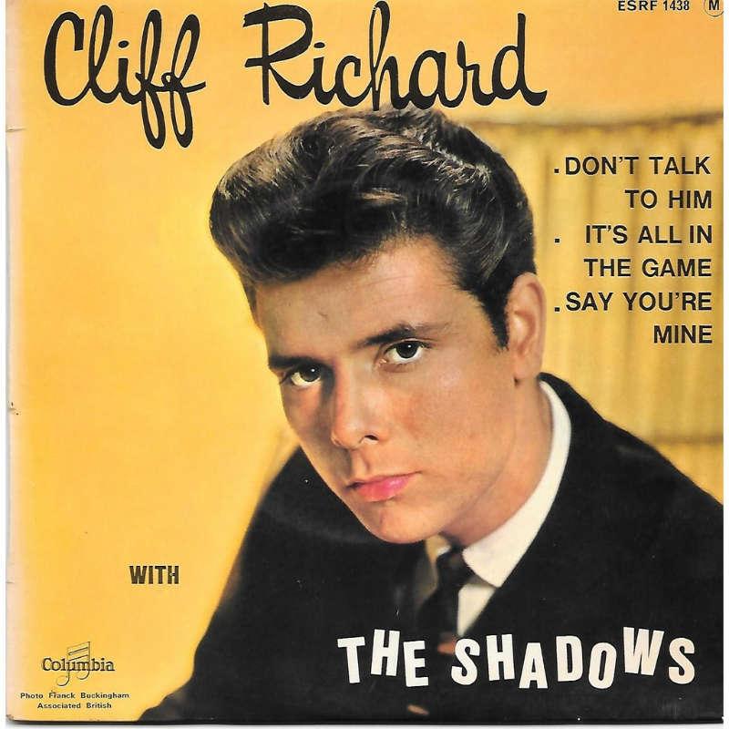 Cliff Richard Cliff Sings Again