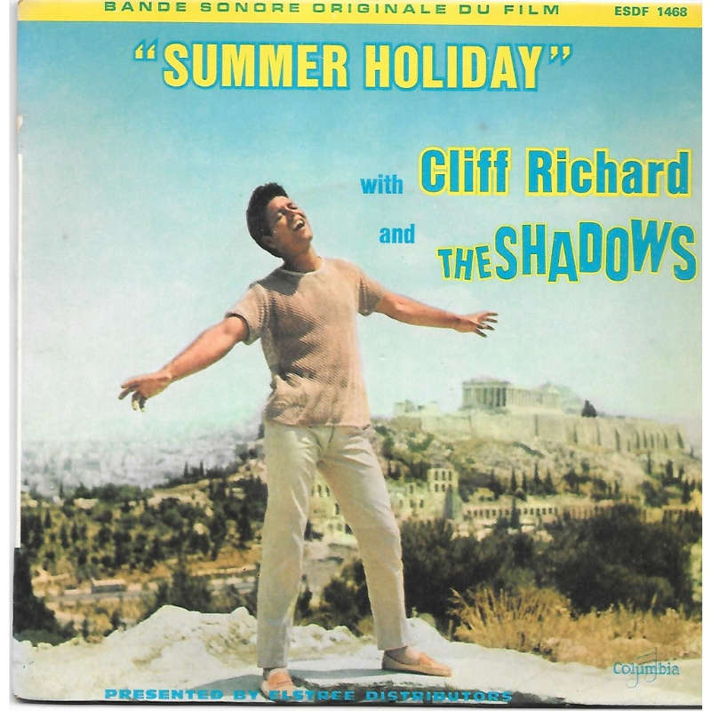 Summer Holiday By Cliff Richard Ep With Skyrock91 Ref