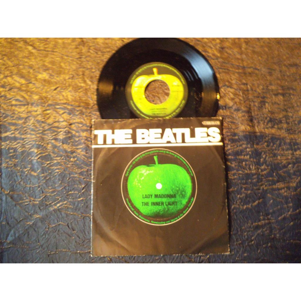 The Beatles Lady Madonna / Inner Light