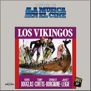 mario nascimbene The Vikings