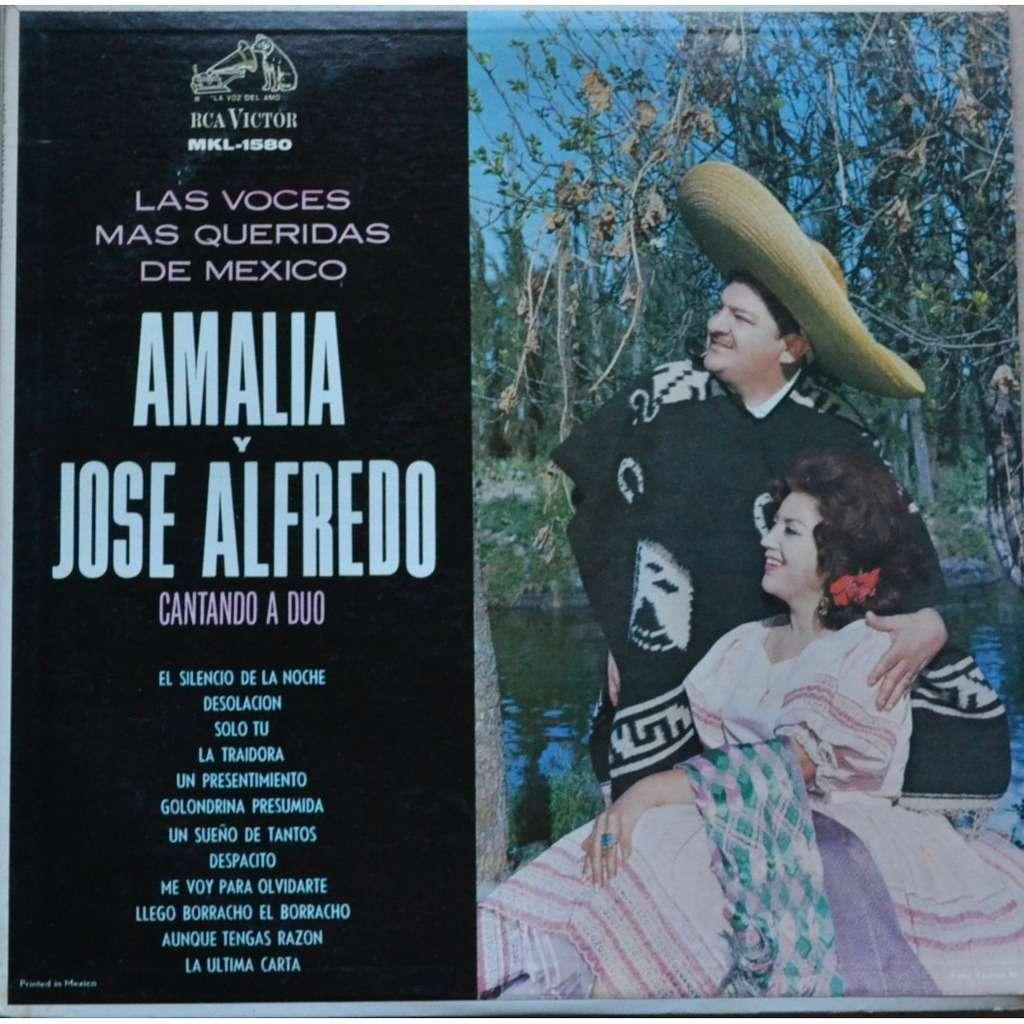 Resultado de imagen para Amalia Mendoza y Jose Alfredo Jimenez
