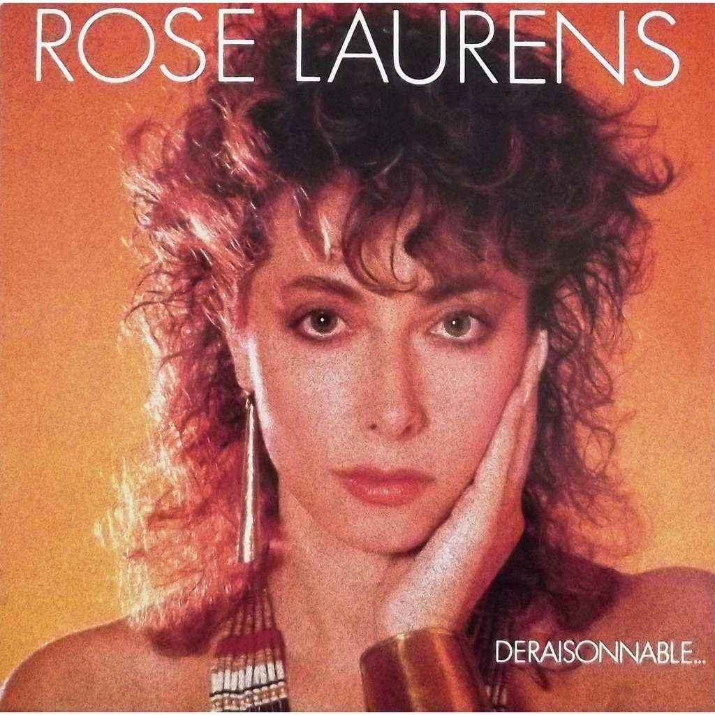 Deraisonnable By Rose Laurens Lp With Vinyl59 Ref 117388239