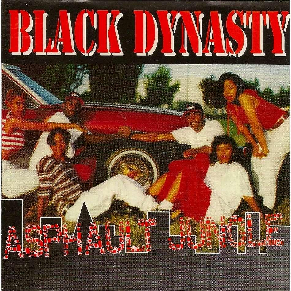 BLACK DYNASTY Asphault Jungle