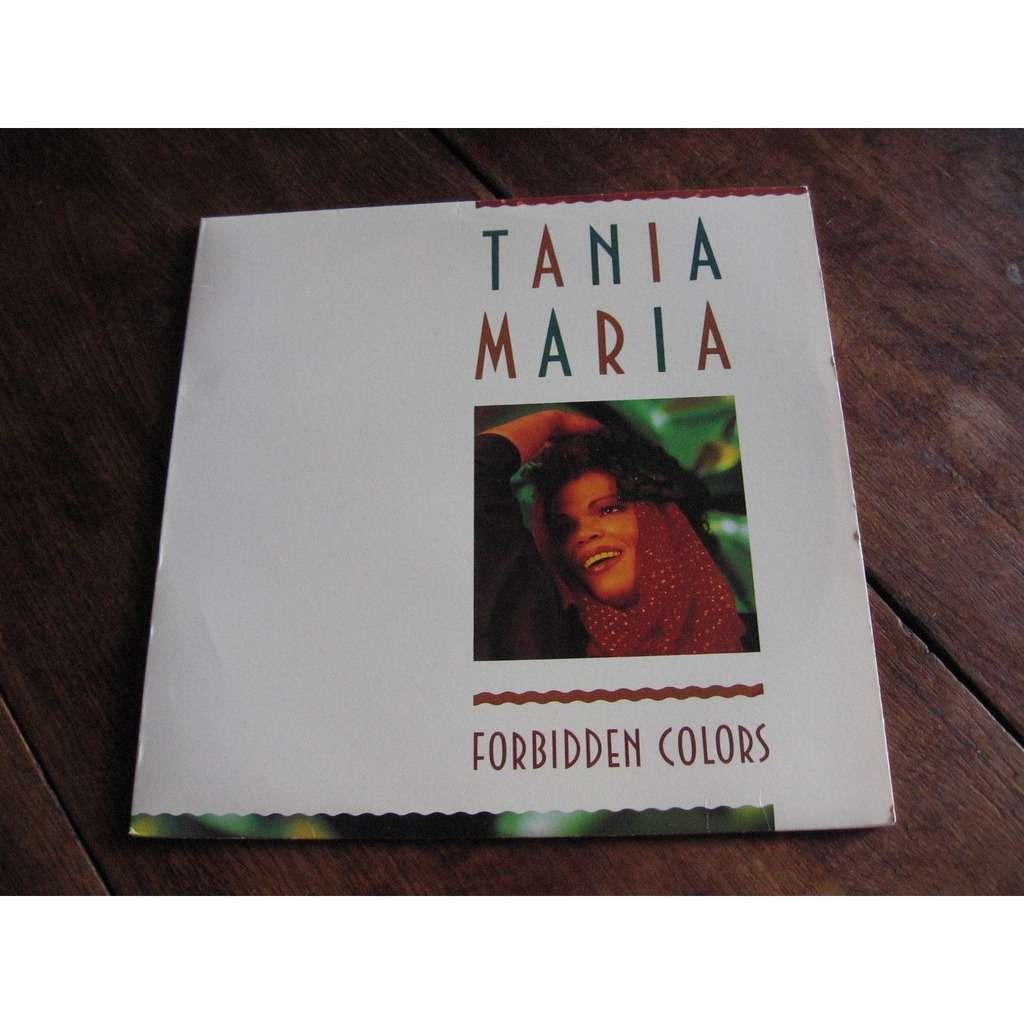 tania maria forbidden colors