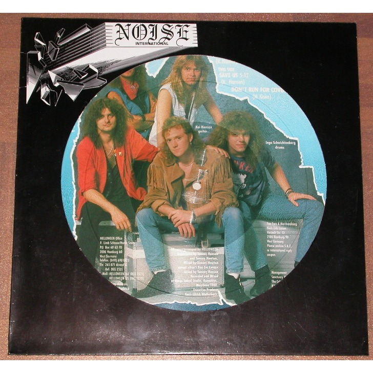 helloween i want out (picture disc)