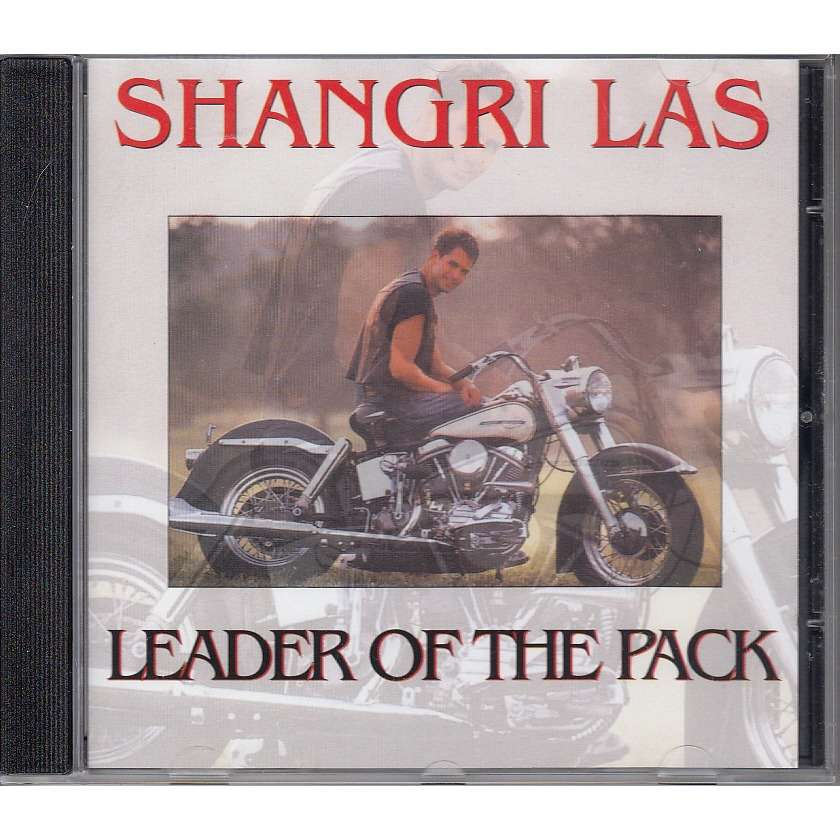 Leader Of The Pack By Shangri Las Cd With Jks World