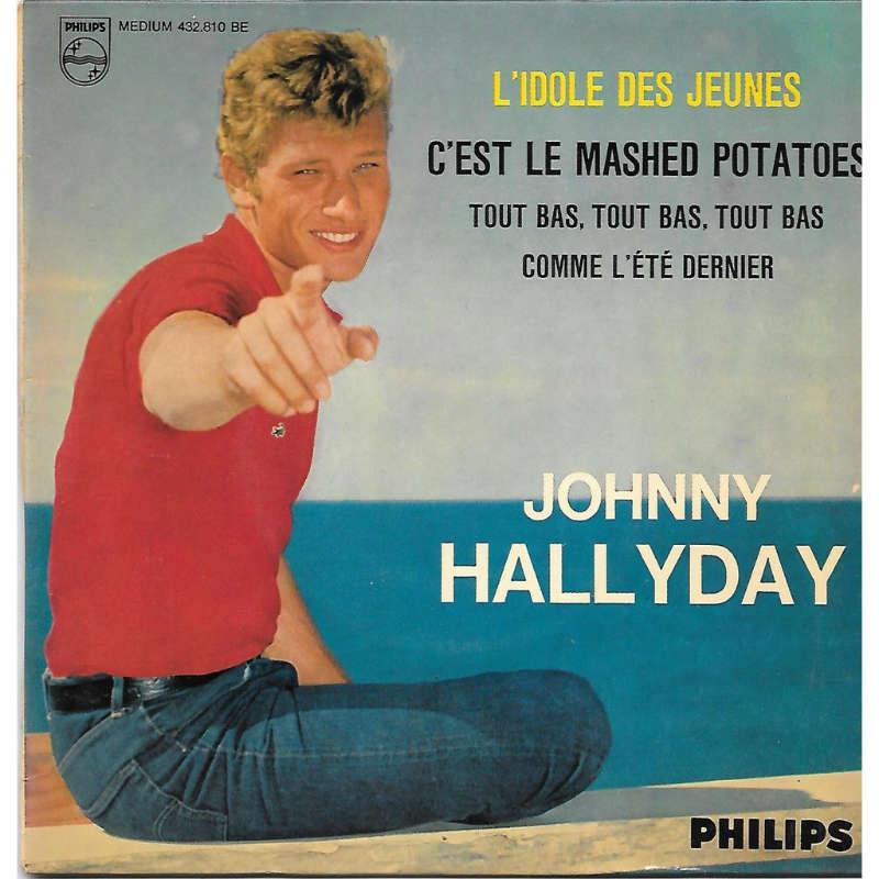 L Idole Des Jeunes De Johnny Hallyday Ep Chez Skyrock91