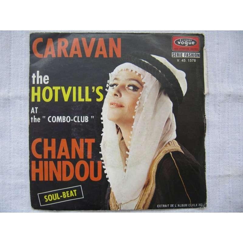 the hotvill's caravan / chant hindou