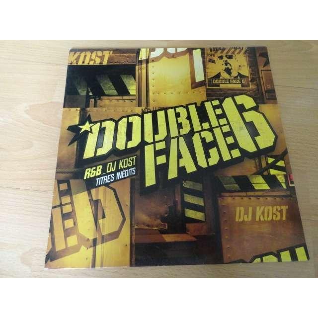 double face 6 ( la fouine etc ...) basta etc.. (LA FOUINE etc..)