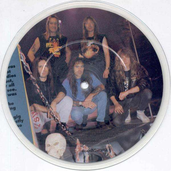 Iron Maiden Iron Maiden (Ltd 5 copies 7single Picture Disc Test Press)
