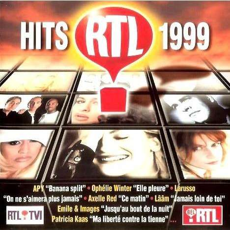 Axelle Red / Carole Fredericks / Marianne Molina Hits Rtl 1999