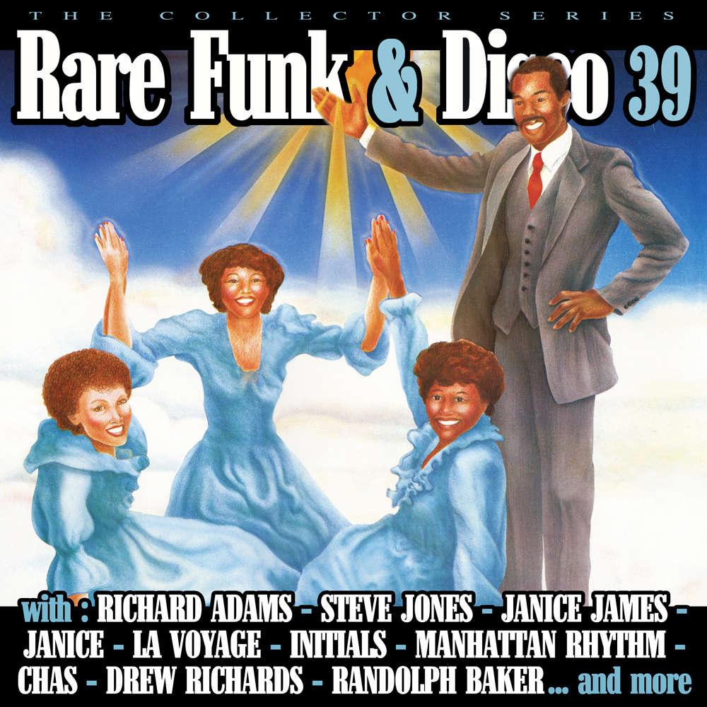 VA : STEVE JONES, BLISS, JANICE, CHAS Compilation Rare