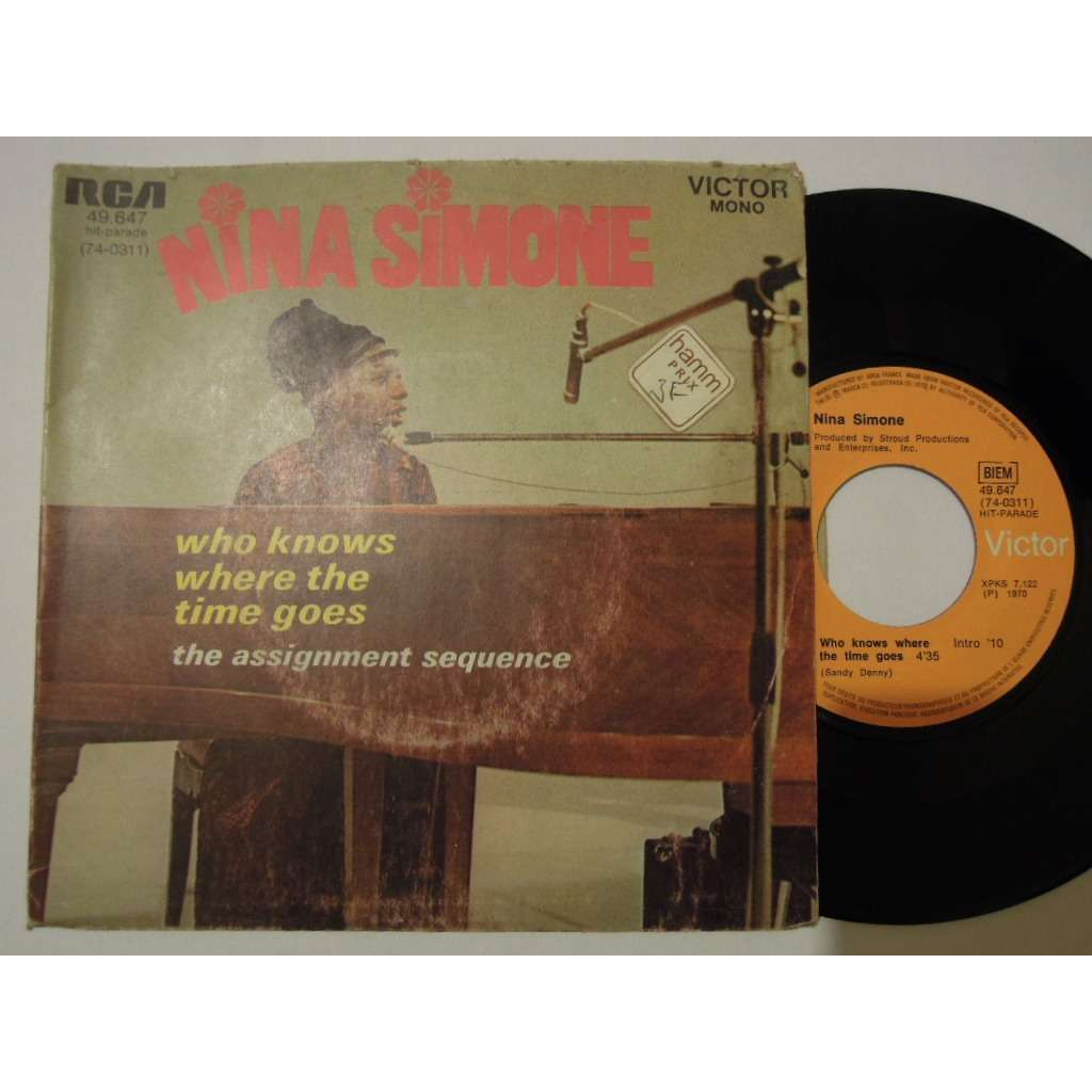 nina simone the assignement sequence