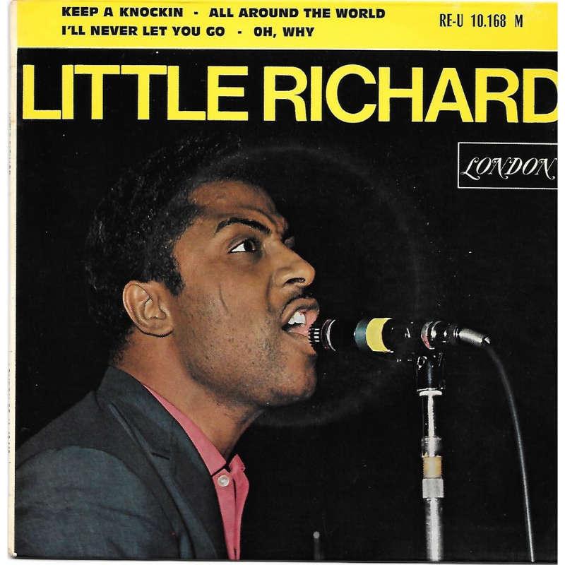 LITTLE RICHARD - KEEP KNOCKIN' ALBUM LYRICS